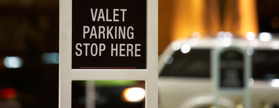 Main Line PA Valet Parking Services